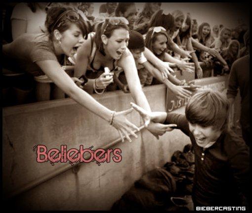 Beliebers:Les Meilleures Fans qui n'est jamais pu exister :) Nous !!!!
