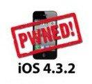 Le Jailbreak untethered iOS 4.3.2 pour iPad , iPod et iPhone disponible