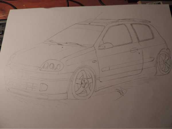 Mes deux derniers dessins :)