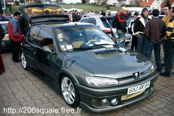 Photo de 3 voitures que je trouve magnifique !!