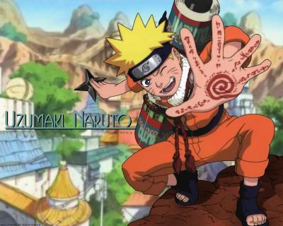 la vie de Naruto Uzumaki
