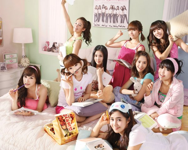 SNSD Ou Girls' Generation