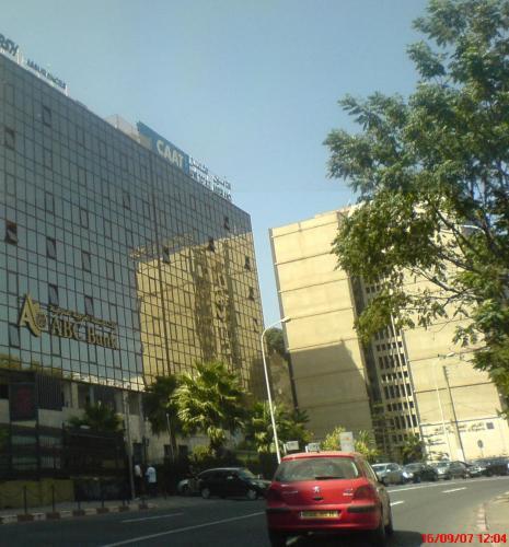 ALGER Les sources Les Buildings  الجزائر العاصمة