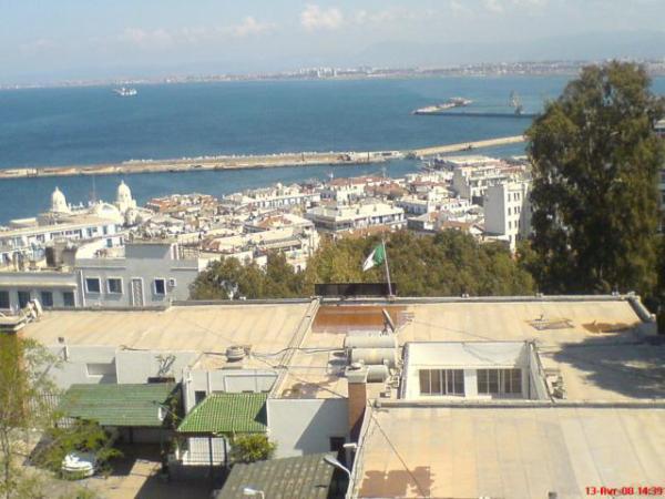 ALGER Panorama sur la baie  الجزائر العاصمة  +100 Fans