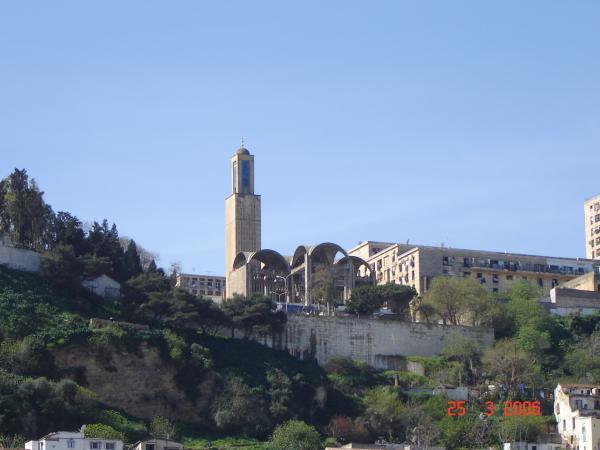 ALGER Mosquée de Salombier الجزائر العاصمة +100 Fans