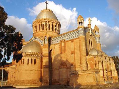 ALGER Notre Dame d'Afrique