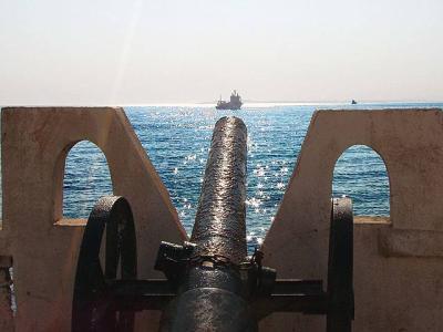 ALGER Le phare de l'Amirauté