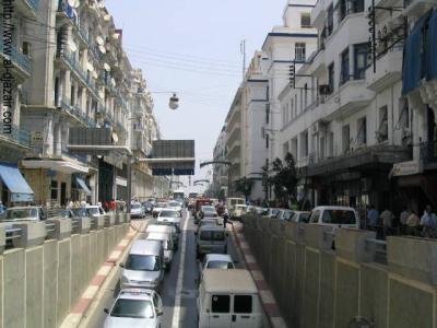 ALGER Tunnel Hassiba