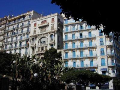 ALGER Hotel albert 1er