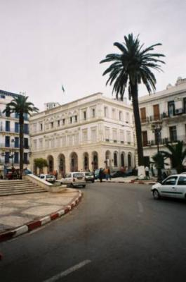 ALGER Place d'isly
