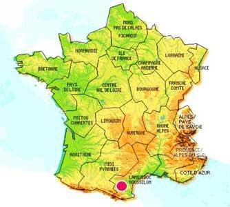 Perpignan (Elne)  859.140 KM  laché à  6h55