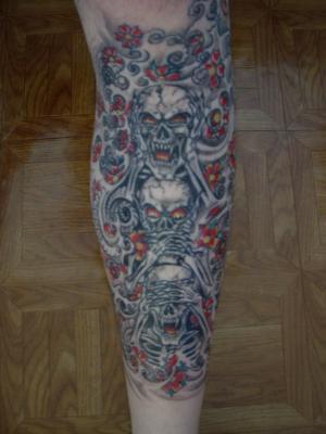 4ème tatouage! - mes que un blog !