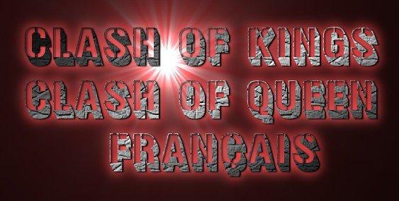 Clash Of Kings Français