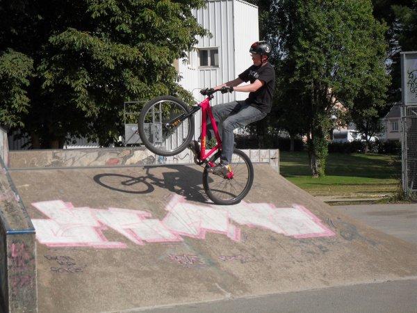 Tail Tap au park de Douarn
