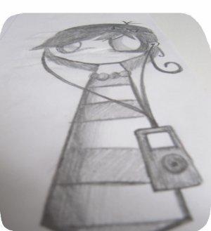 Bref. J'ai dessiner des Manges & autres