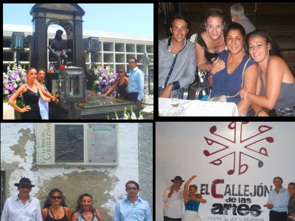 SEVILLA 2011 AOUT ALMA FLAMENCA Y genios.