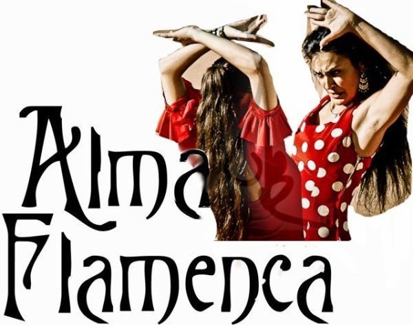 """CONCERT DU GROUPE """""""" ALMA FLAMENCA"""""""" (3 ou 5euros) 'réservées."""