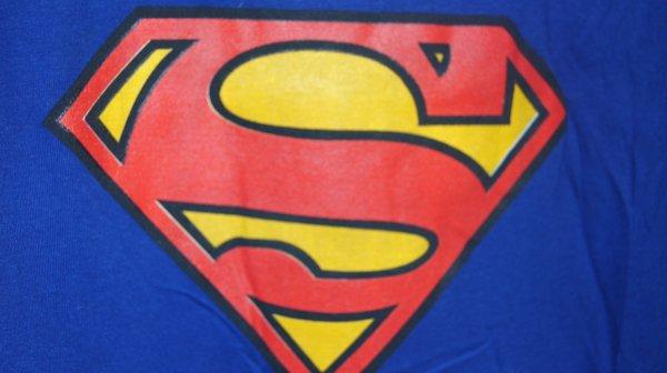 T-shirt Superman.