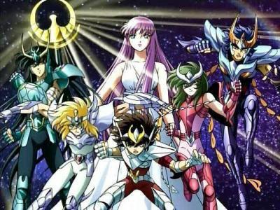 Saint Seiya / Les chevaliers du zodiaque