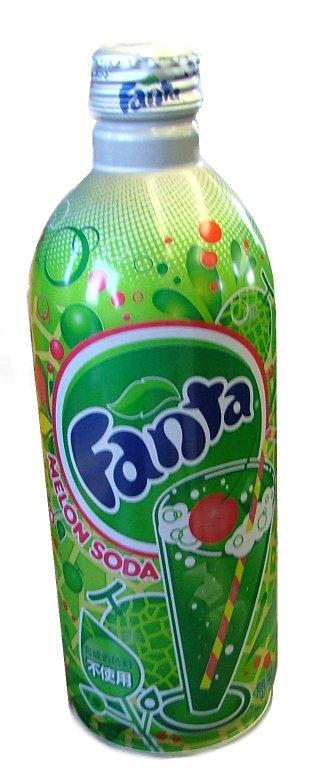 Fanta Melon
