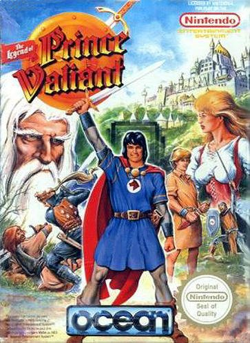 Prince Vaillant Nes