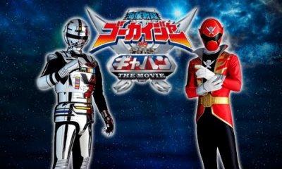 Kaizoku Sentai Gokaiger vs Uchuu Keiji Gavan