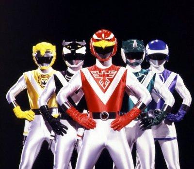 """Toikytikoné 52 """" Chojuu Sentai Liveman / Bioman 3 """""""