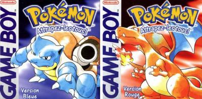 Pokémon Bleu / Rouge