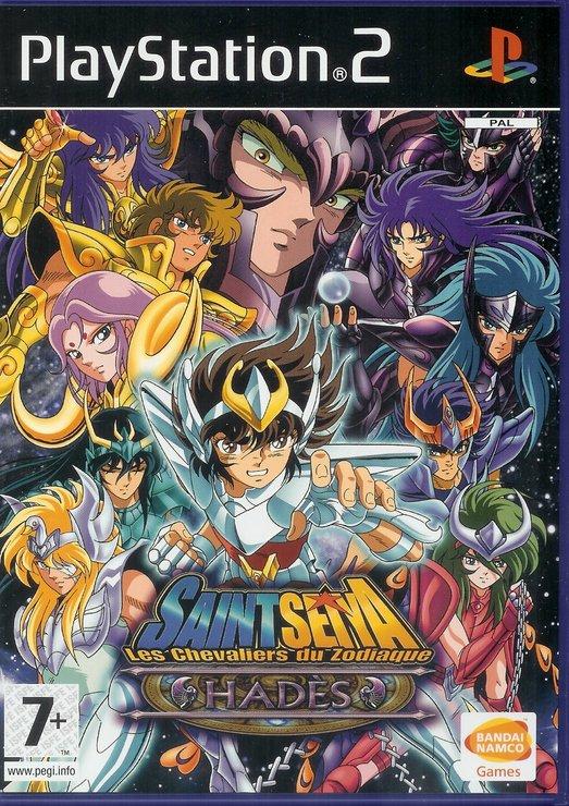 Saint Seiya Playstation 2
