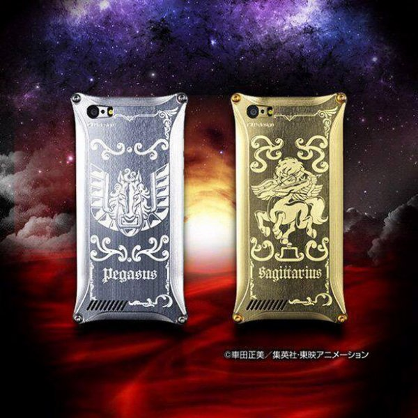 Saint Seiya Iphone Kase