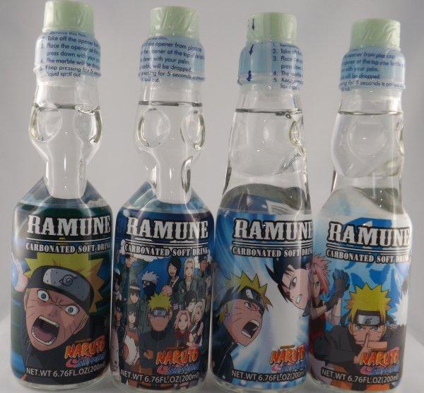 Ramune Naruto Shippudden