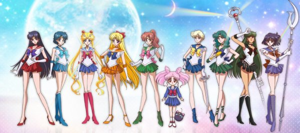 Sailor Moon Crystal : Arc 3