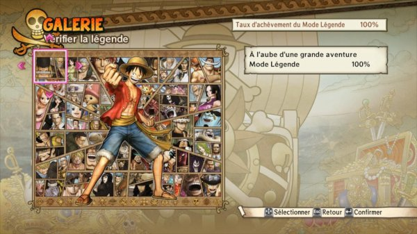 One Piece Pirate Warriors 3 Legende 100 %