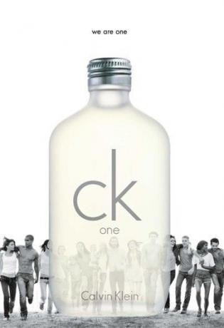CK One : le parfum so 90's
