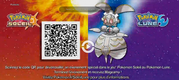 Magearna QR Code