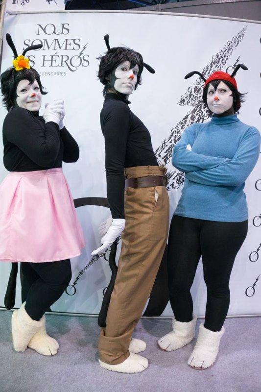 Cosplay Coup de <3 : Les Animaniacs