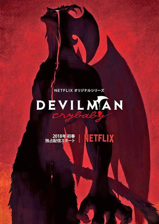 Netflix Devilman Crybaby
