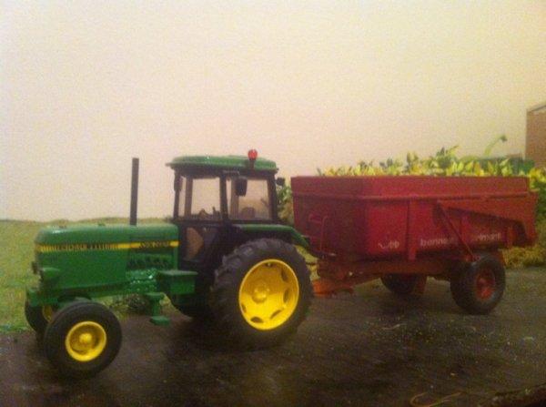 Ensilage maïs 3040