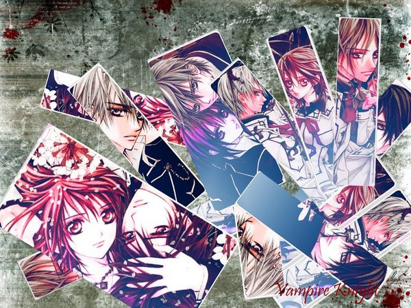 VAMPIRE KNIGHT + VAMPIRE KNIGHT GUILTY