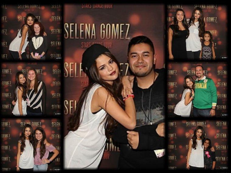 Le 06/10/13 Selena faisant le plein d'essence  Le 8/10/13 Selena arrivant à l'aéroport de LAX  Le 08/10/13 Selena arrivant à l'aéroport de Washington  Le 10/10/13 Selena performant à Fairfax  + M&G de Fairfax