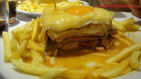 Spécialités gastronomiques portugaises !