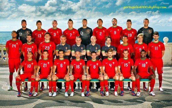 Portugal et le football !