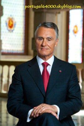 Président, Cavaco Silva !