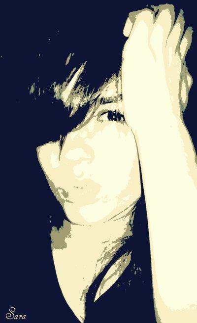 & Quand ton regard a croisé le mien ; La Terre s'est éffondrée sur mes épaules . ♥
