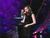 1ère photo de Fanny à l'Eurovision 1997