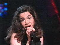 2ème photo de Fanny à l'Eurovision 1997
