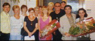 Fanny tournée Ici-paris 2003
