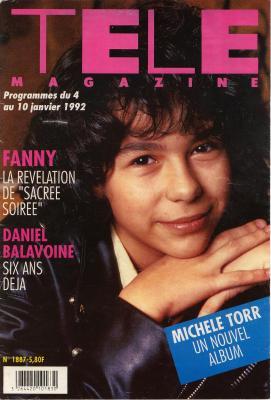 Fanny à la Une 1992