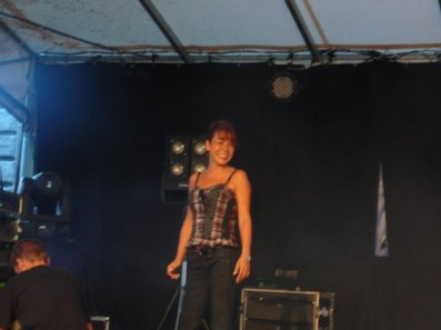 Photo Fanny concert 13 juillet 2010 (2)