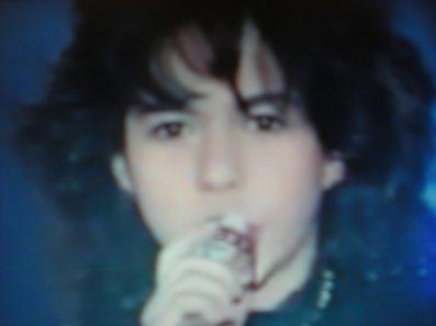 """Photo Fanny """" Chanteuse Populaire """" 22 decembre 1993"""